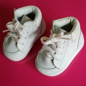 Other - Baby Shoes White Laces